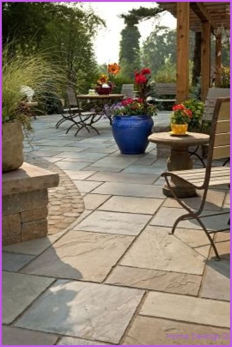 patio flooring ideas home design homedesignq
