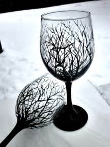 Decorating Glass With Sharpies Learn The Basic Tips And Tricks On How To Paint Glass