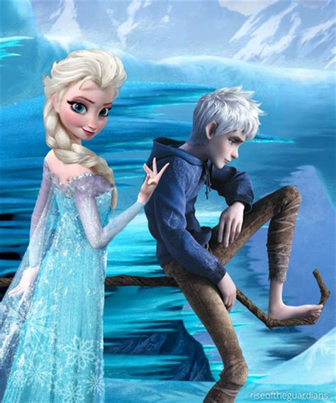 wallpaper frozen jack frost frozen images princess elsa and jack frost wallpaper and