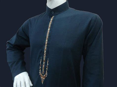 Embroidery Design Gents Kurta | gents kurta designs 2014 eid kurta designs for men
