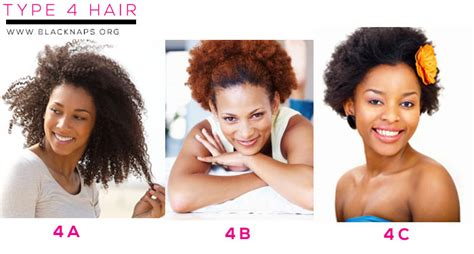 What Type Of Hair Gel Should I Use by Your Hair Type Type 4 Hair Hair Type Chart