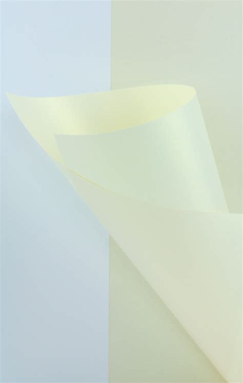 White Craft Paper - pearlescent paper white gold 120gsm wl coller ltd