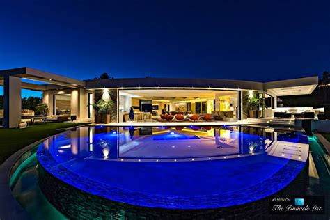 luxury homes beverly hills video incredible 85 million mansion in beverly hills