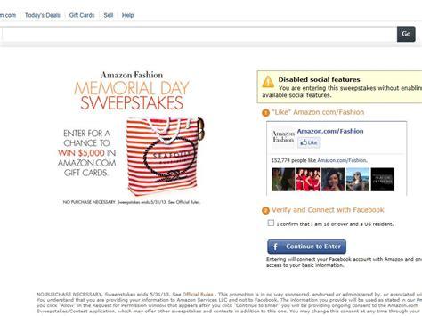 Memorial Day Sweepstakes - amazon fashion memorial day sweepstakes