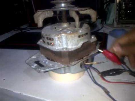 Dinamo Mesin Cuci Akari cara menyambung kellistrikan dinamo mesin cuci