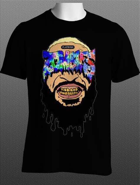 Zombies Flatbush Logo T Shirt flatbush zombies t shirt
