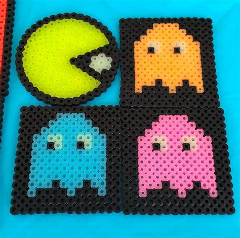glow in the perler 61 best images about glow in the on glow