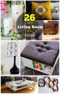 Click pic for 26 diy living room decor on a budget diy living room