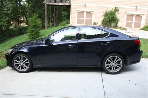 lexus coupe 2008 2008 lexus is 250 4d sedan diminished value car appraisal