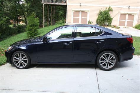 black lexus 2008 2008 lexus is 250 4d sedan diminished value car appraisal