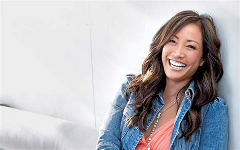 has carrie ann inaba gained weight 2014 dancing with the stars carrie ann inaba on the day