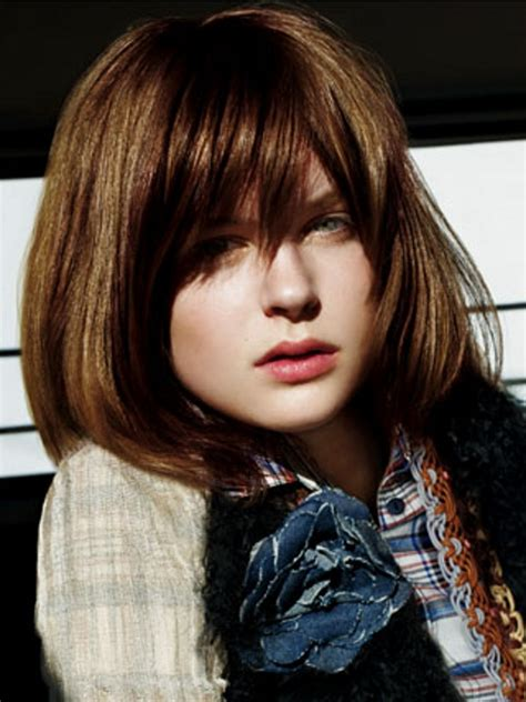 hairstyles for loreal winter 2011 short hairstyle trends medium haircut trends for fine hair
