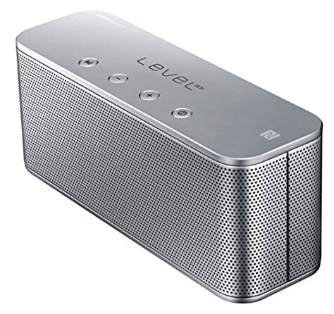 Speaker Mini Samsung samsung level box mini bluetooth wireless speaker silver no warranty accessory in the uae