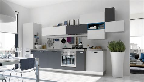 Cuisine Grise Et Blanche Design by Cuisine Design Blanche Et Grise
