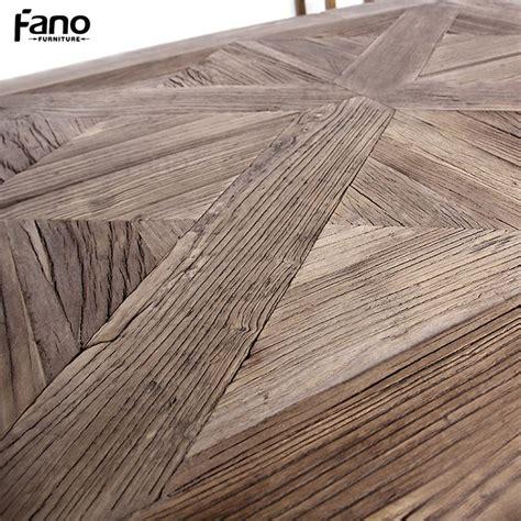 tafel gerecycled hout gerecycled hout diner tafel vintage industri 235 le stijl