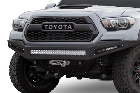 Toyota Front Bumper Toyota Tacoma Aftermarket Front Bumper Addoffroad