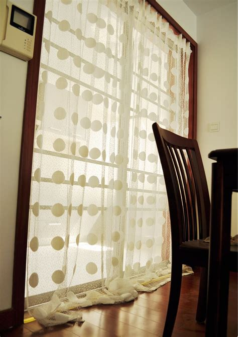 cute curtains for bedroom ikea transparent white polka dots curtains for living room