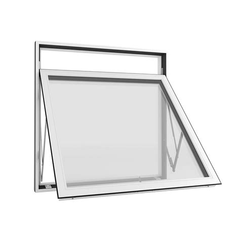 swing window idealcombi frame ic top swing reversible window