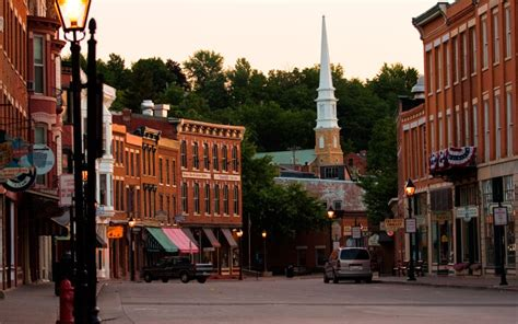 collection of best small towns in america to live top 10 america s greatest main streets travel leisure