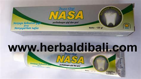 Pasta Gigi Nasa Original jual pasta gigi nasa di denpasar bali jual produk herbal