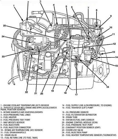 24v cummins engine diagram