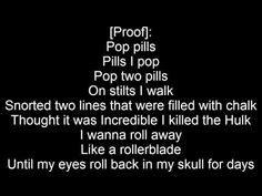 eminem superman explicit eminem cold wind blows lyrics reminds me of ricky from