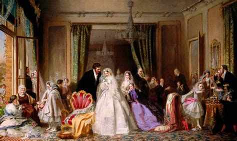 a day in the life with tj victorian spring wreath victorian british painting george elgar hicks