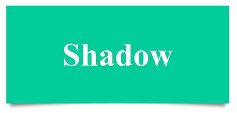 membuat efek shadow pada tabel html cara membuat efek box shadow pada css3 kursus web design