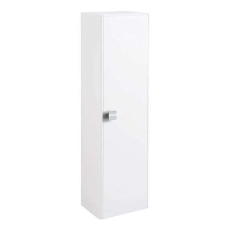wall hung bathroom cabinets uk sarenna wall hung tall bathroom cabinet buy online at