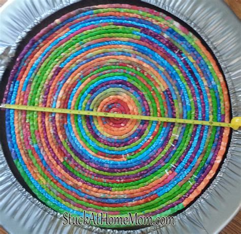 how to make a rug out of rope how to make a fabric rope rug diy rope rug diy stuckathomemom
