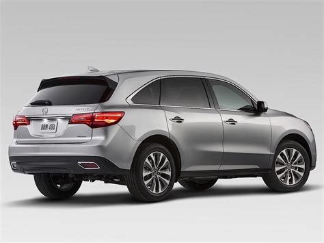 acura jeep 2015 top 10 safest suvs on the us market in 2016 autoevolution