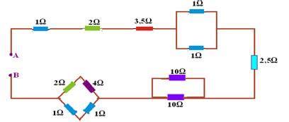 a resistencia do resistor equivalente da associação eletrodin 226 mica