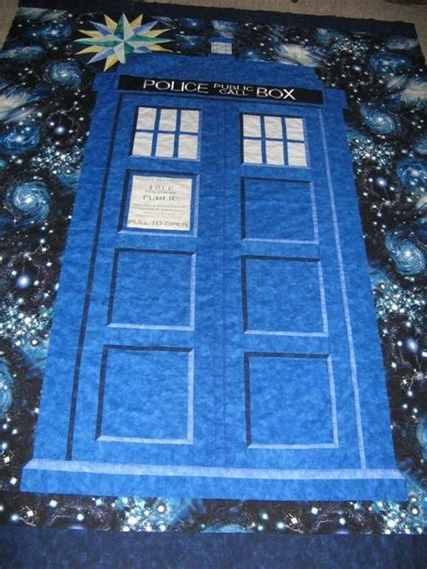 Tardis Quilt Block by Pin By Donna On Quilting Products Tutorials