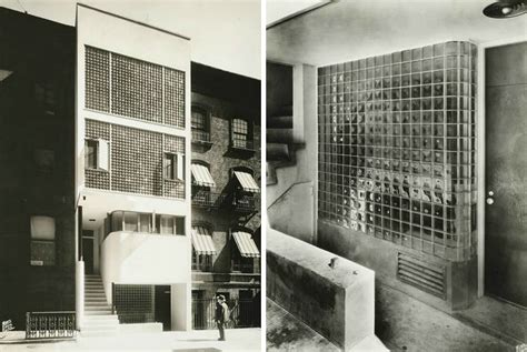 The House Nyc by The William Lescaze House Nyc S Modernist Residence