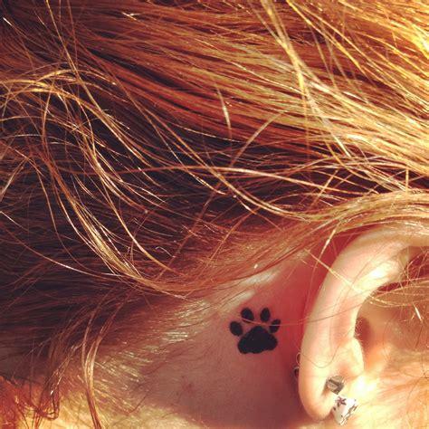 tattoo behind ear cost paws tattoo behind ear jpg 1 280 215 1 280 pixels tattoos i