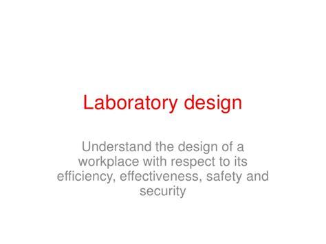 lab design key features unit 2 laboratory design p2 m2 d2