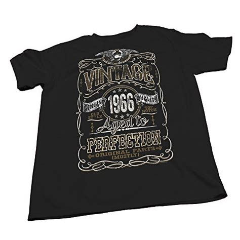 Hoodie Exclusive Abu Z4yt vintage aged to perfection 1966 distressed print 51st birthday gift t shirt black buy