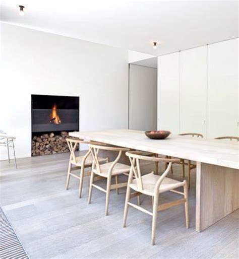 minimalist dining room 31 timeless minimalist dining rooms and spaces digsdigs
