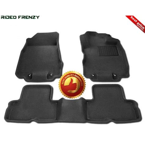 3d Mats For Vento by Ultra Light 3d Floor Mats For Volkswagen Vento