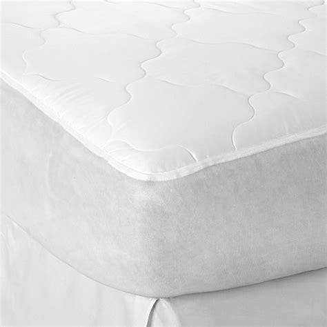 bed bath beyond mattress pad therapedic 174 waterproof mattress pad bed bath beyond