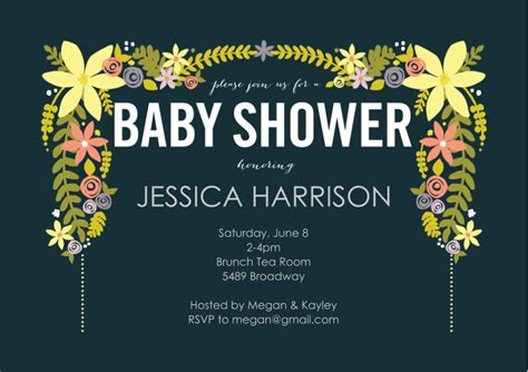 Snapfish Baby Shower Invites by Snapfish Baby Shower Invitations Go Search For