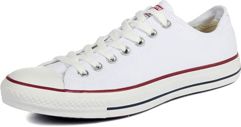 Converse All Low White converse chuck all shoes m7652 low top in optical white