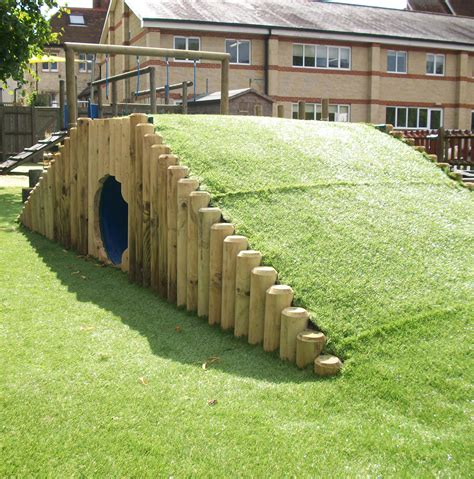 Landscape Supply On Mound Rd Deluxe Tunnel Mound Fawns Playground Equipment