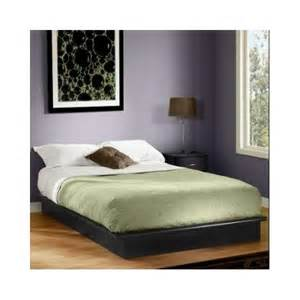 Platform Bed High Off Ground Platform Bed King Size Bedroom Modern Furniture Set