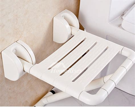 stainless steel folding shower seat folding shower seat south africa xkm abs plastic wall