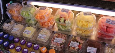 fresh cut fruits and vegetables a healthy alignment fresh cut moves into convenience