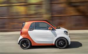 insurance on a smart car smart car owners are least likely to make an at fault