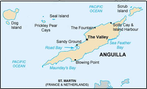 anguilla world map map anguilla centre for intercultural learning