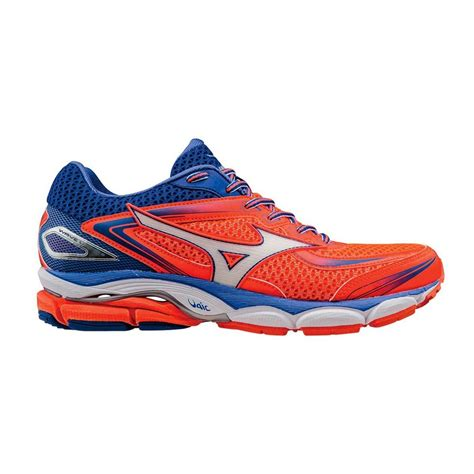 running shoes size 6 mizuno wave ultima 8 s running shoes orange blue