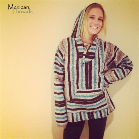 mexican rug shirt the aztec baja hoodie rug by mexican threads baja hoodies chang e 3
